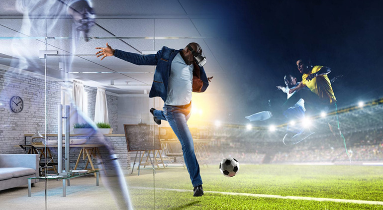 Virtual Reality (VR) in Sports Technology